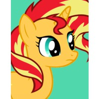 Image of Sunset Shimmer