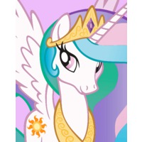 Image of Princess Celestia