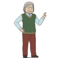 Koharu's Father