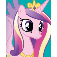 Image of Princess Cadance