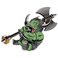 Image of Iron Ogre Hulk Davidson