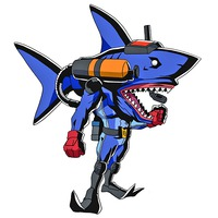Image of Aquatic Terror Gran Bruce