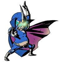 Image of Captain Blue
