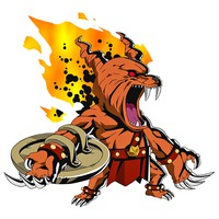 Image of Inferno Lord Fire Leo