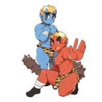 Aka and Ao
