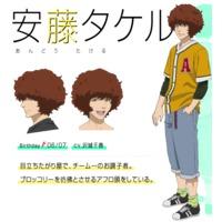 Image of Takeru Andou