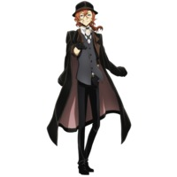 Profile Picture for Chuuya Nakahara
