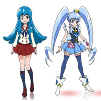 Image of Hime Shirayuki / Cure Princess