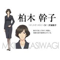 Mikiko Kashiwagi
