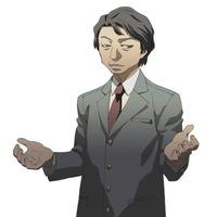 Image of President Tanaka