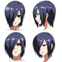 Profile Picture for Touka Kirishima