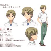 Profile Picture for Rihito Sawaguchi