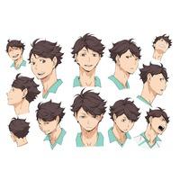 Image of Tooru Oikawa