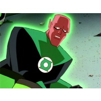 Image of Green Lantern ( Abin-Sur)