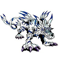 Image of Garurumon