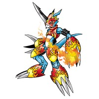 Image of Flamedramon
