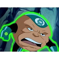 Image of Green Lantern (Gallius-Zed)