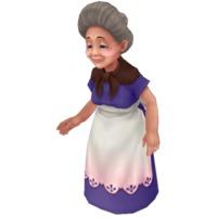 Image of Kairi's Grandma