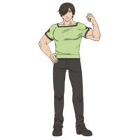 Image of Genzo Shibata