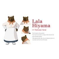 Image of Lala Hiyama