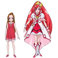 Aguri Madoka / Cure Ace