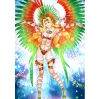 Quetzalcoatl (Samba/Santa)