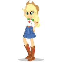 Profile Picture for Applejack (human form)
