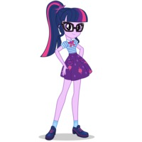 Image of Twilight Sparkle (human form)
