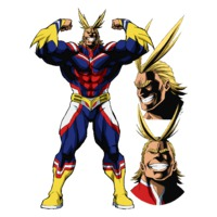 Image of All Might