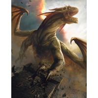 Image of Saesenthessis (Dragon Form)