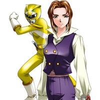 Touko Koga Shibaru Yellow