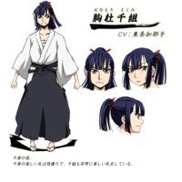 Image of Chikumi Munamori