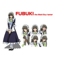 Image of Fubuki The Maid Guy Tamer