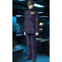 Image of Captain Abe