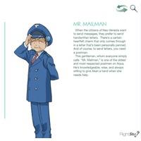 Image of Mr. Postman