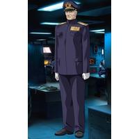 Image of Captain Kozawa of the Mogami
