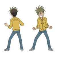 Naoki Kojima ''Eroesu''