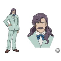 Fukamachi School Headmaster