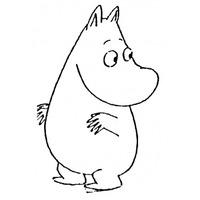 Image of Moomintroll