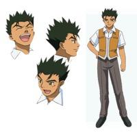 Image of Masashi Takeda