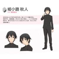 Profile Picture for Akito Himenokouji