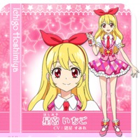 Profile Picture for Ichigo Hoshimiya
