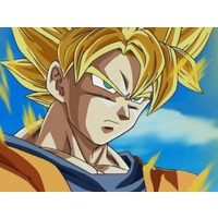 Image of Super Saiyan Goku