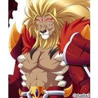 Image of Lion Duke Finegas