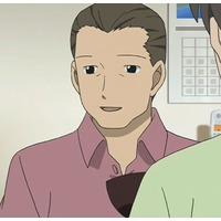 Image of Sakura's Father