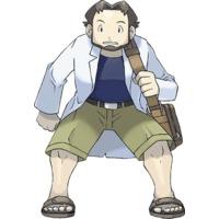 Image of Professor Birch