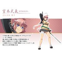 Image of Musashi Miyamoto