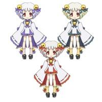 Itsuki, Mutsumi & Nanase Tendo