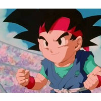 Image of Goku Jr.