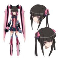 Profile Picture for Shirabe Tsukuyomi